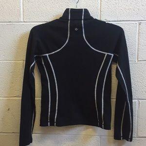 lululemon athletica Jackets & Coats - Lululemon black jacket, sz 8, 57327